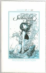 Fathom Swimsuit Special Museum Edition Michael Turner Cover Ltd 25 Jay Company Comics